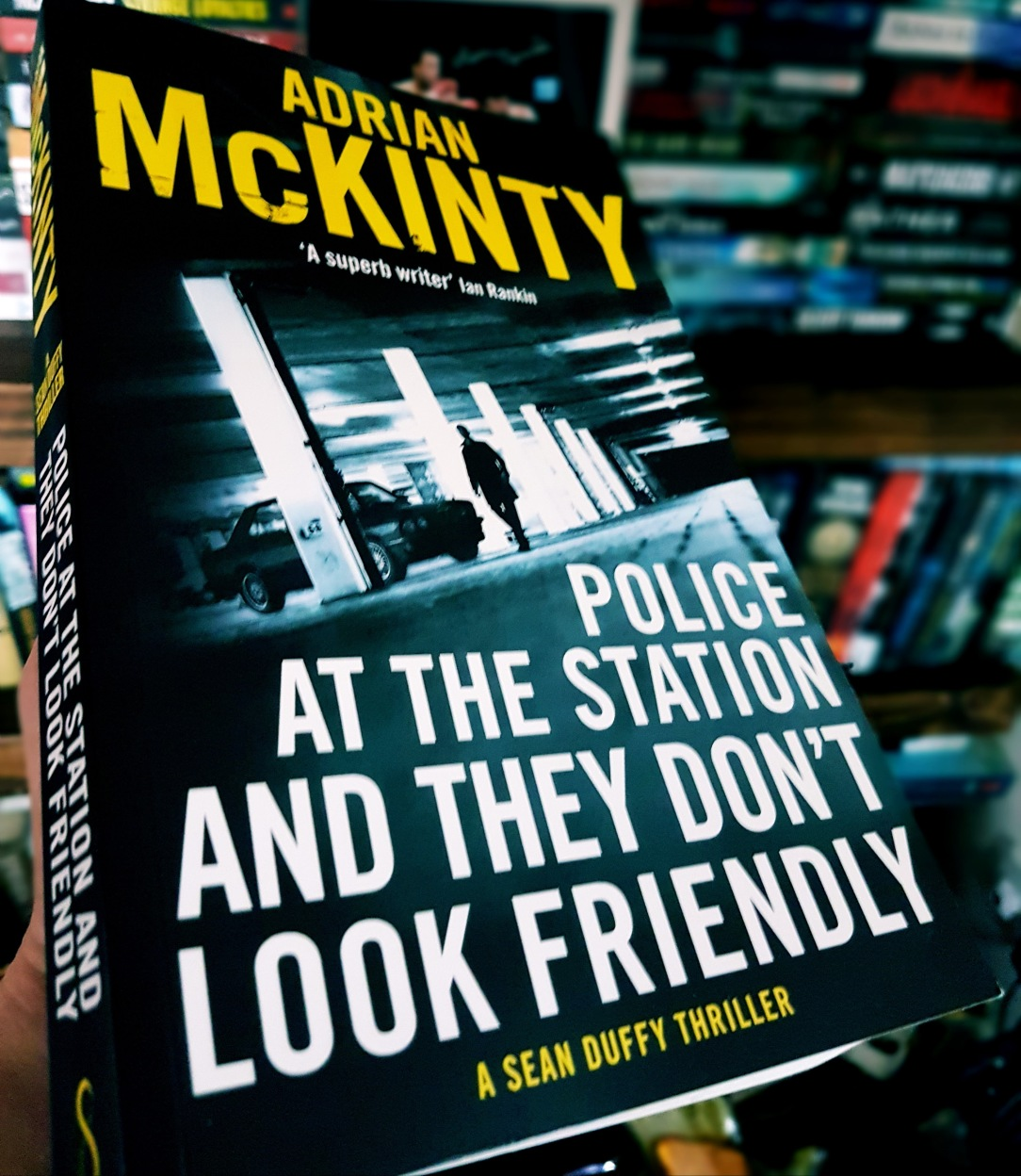 adrian mckinty – The Online Home Of Author Rob Parker
