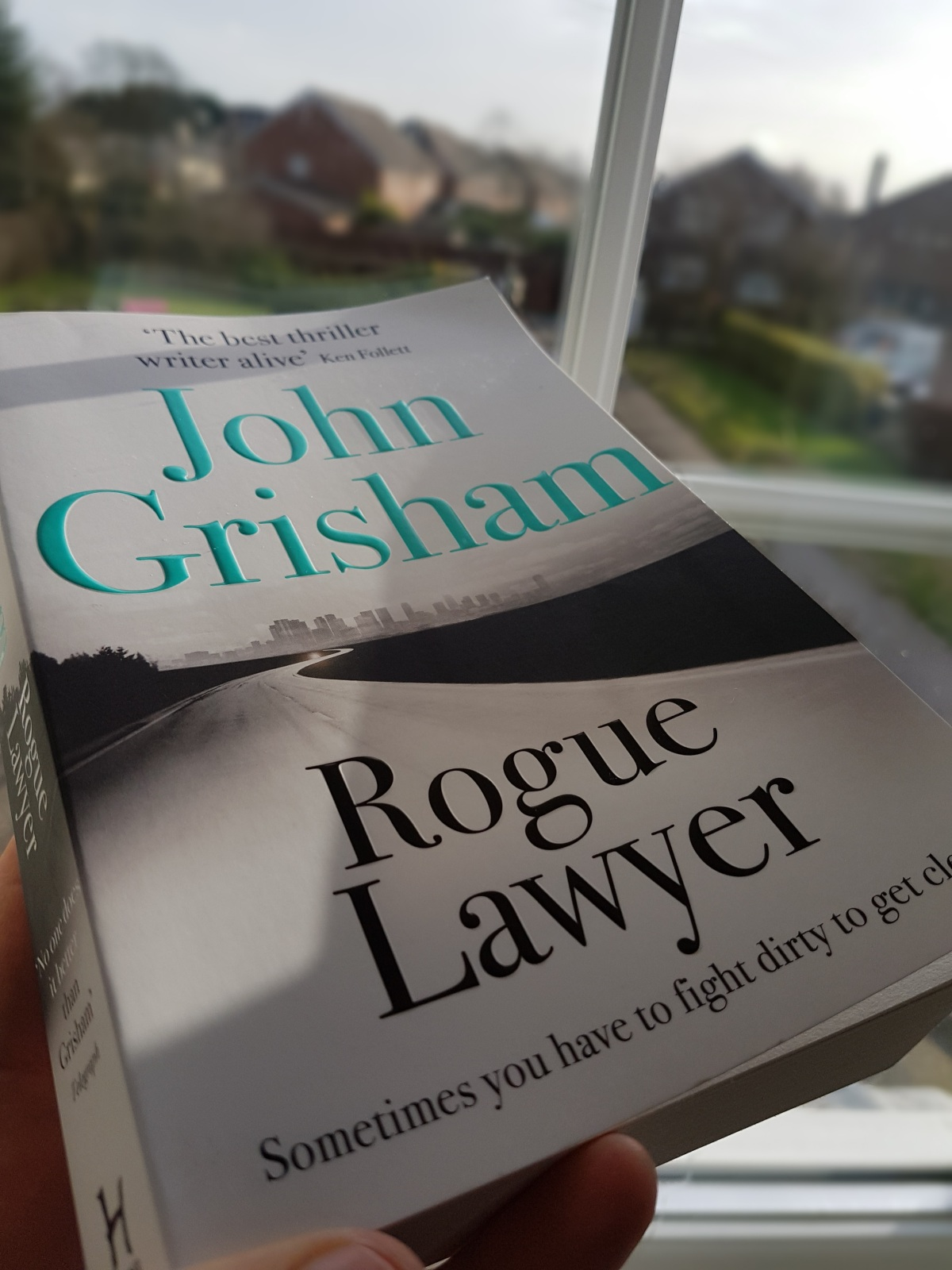 Rogue Lawyer…